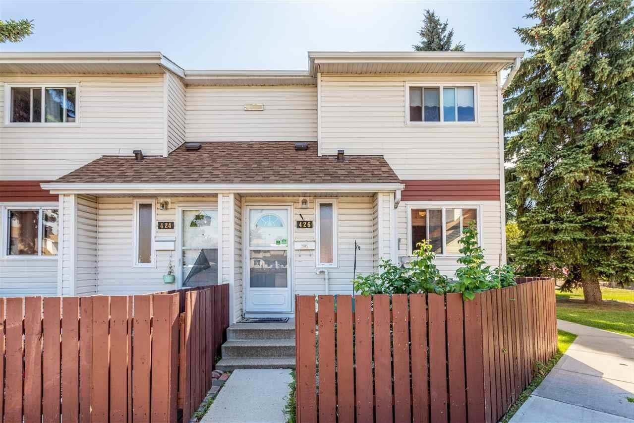Townhouse for sale at 426 Clareview Rd NW Edmonton Alberta - MLS: E4210894