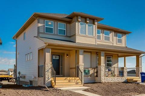 Townhouse for sale at 426 Hillcrest Rd Southwest Airdrie Alberta - MLS: C4266753