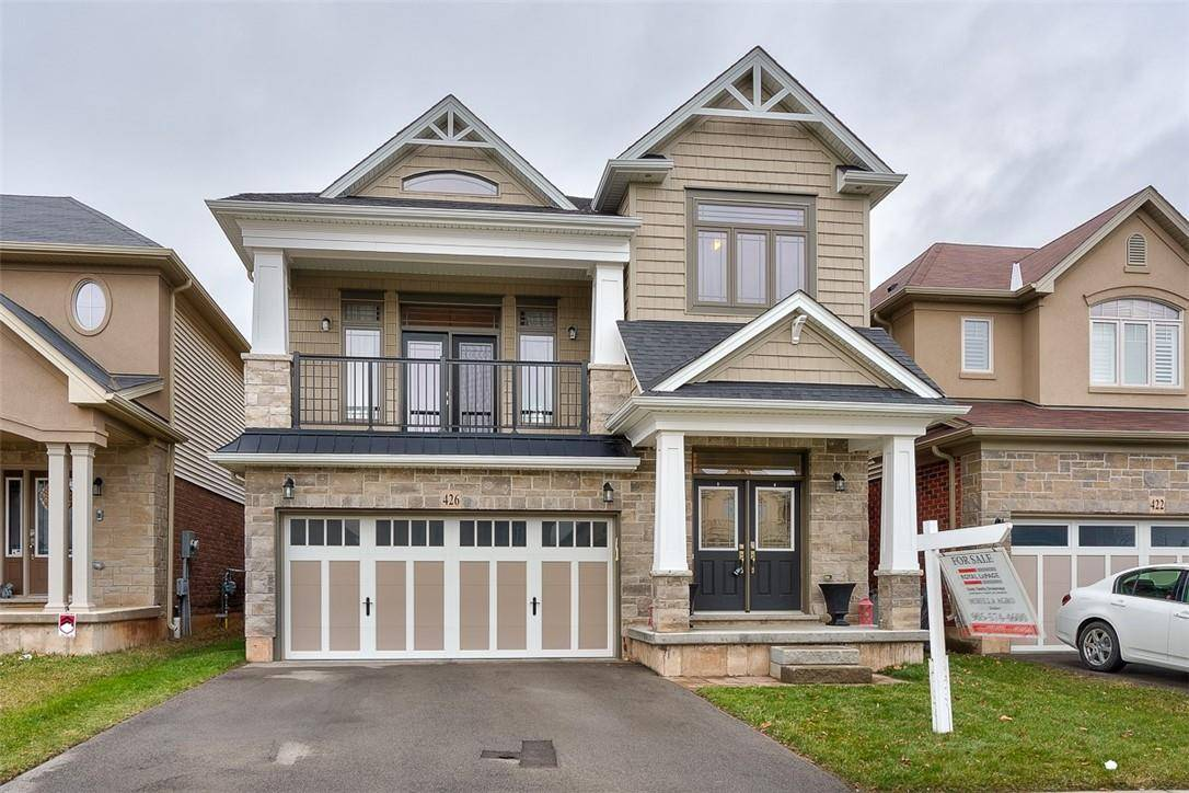 House for sale at 426 Macintosh Dr Stoney Creek Ontario - MLS: H4070363