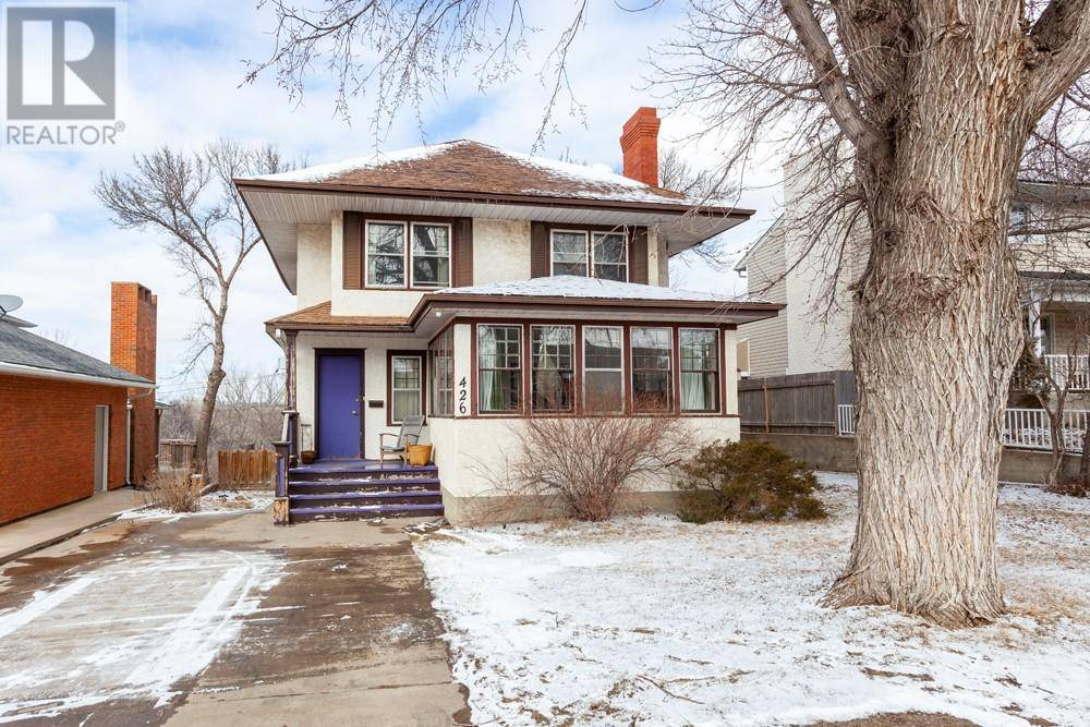 House for sale at 426 Prospect Dr Sw Medicine Hat Alberta - MLS: mh0191559