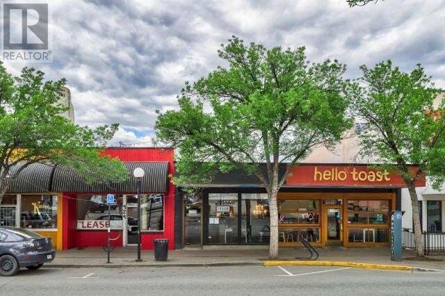 Commercial property for sale at 426 Victoria Street  Kamloops British Columbia - MLS: 156922