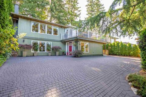 House for sale at 4260 Delbrook Ave North Vancouver British Columbia - MLS: R2394573