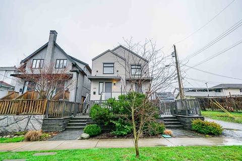 Townhouse for sale at 4262 Inverness St Vancouver British Columbia - MLS: R2452908