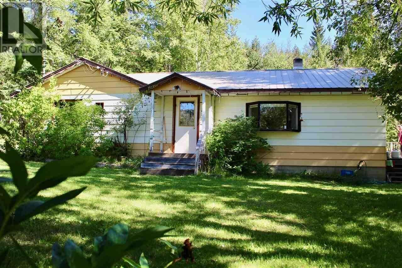 House for sale at 4263 Canim Hendrix Rd 100 Mile House British Columbia - MLS: R2435760
