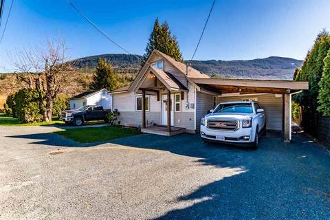 House for sale at 42630 Yarrow Central Rd Yarrow British Columbia - MLS: R2443092