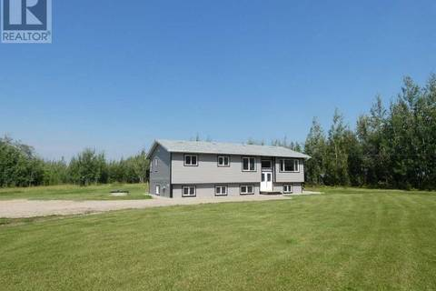 House for sale at 4268 Kenzie Subdivision Dawson Creek Rural British Columbia - MLS: 176531