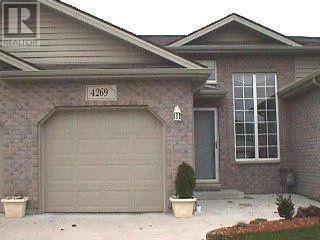 Townhouse for sale at 4269 Pioneer  Windsor Ontario - MLS: 19028576
