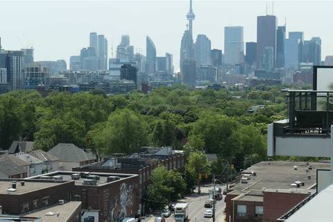 Apartment for rent at 1190 Dundas St Unit 427 Toronto Ontario - MLS: E4514607