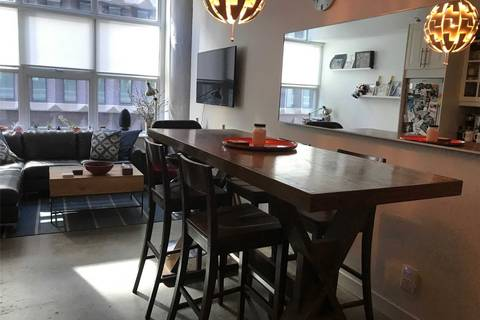 Home for rent at 155 Dalhousie St Unit 427 Toronto Ontario - MLS: C4523443