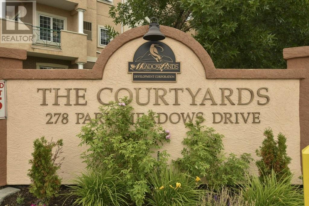 Buliding: 278 Park Meadows Drive Southeast, Medicine Hat, AB