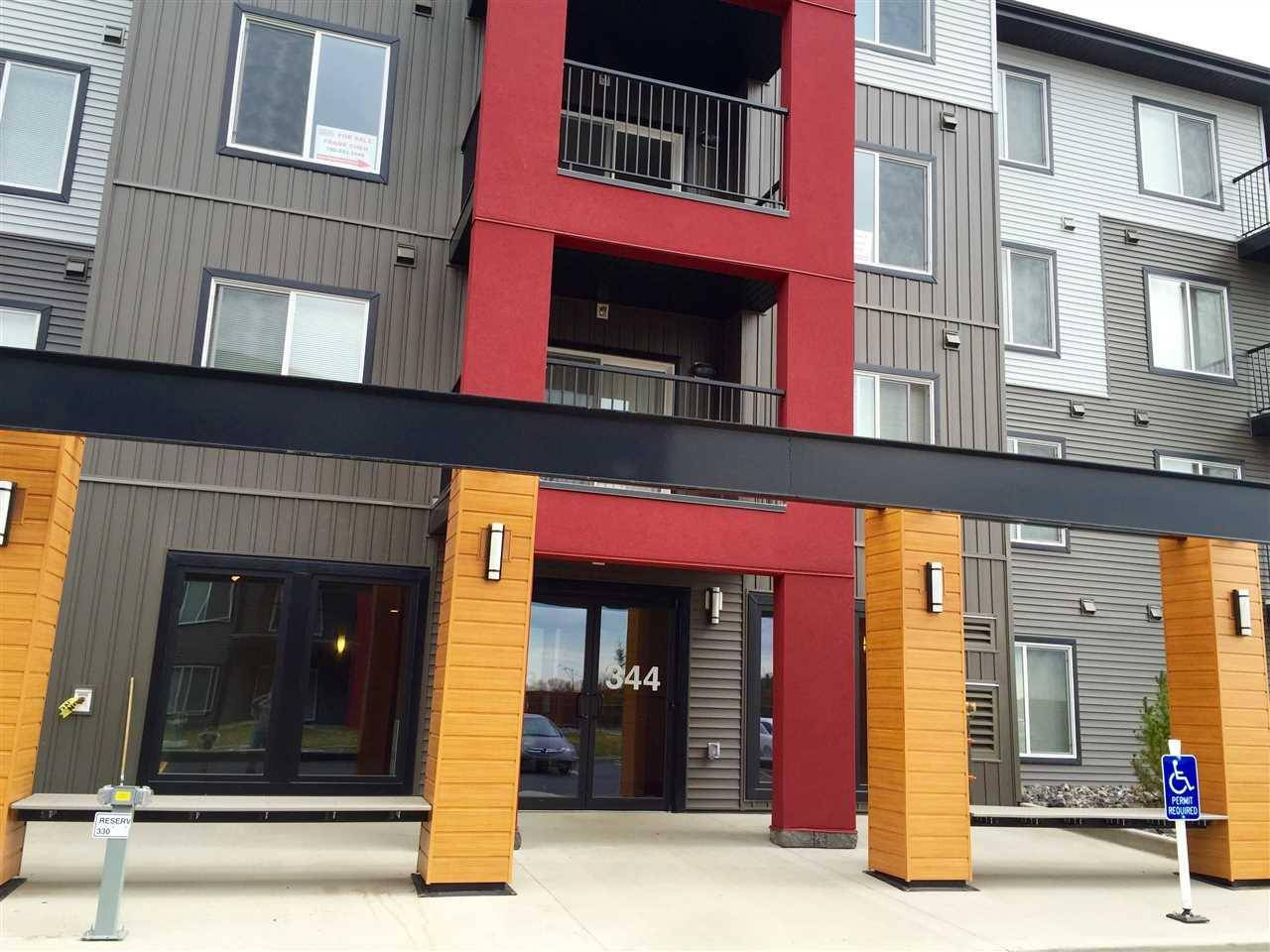 Condo for sale at 344 Windermere Rd Nw Unit 427 Edmonton Alberta - MLS: E4172981