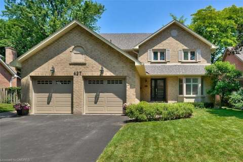 House for sale at 427 Barclay Cres Oakville Ontario - MLS: 40022824