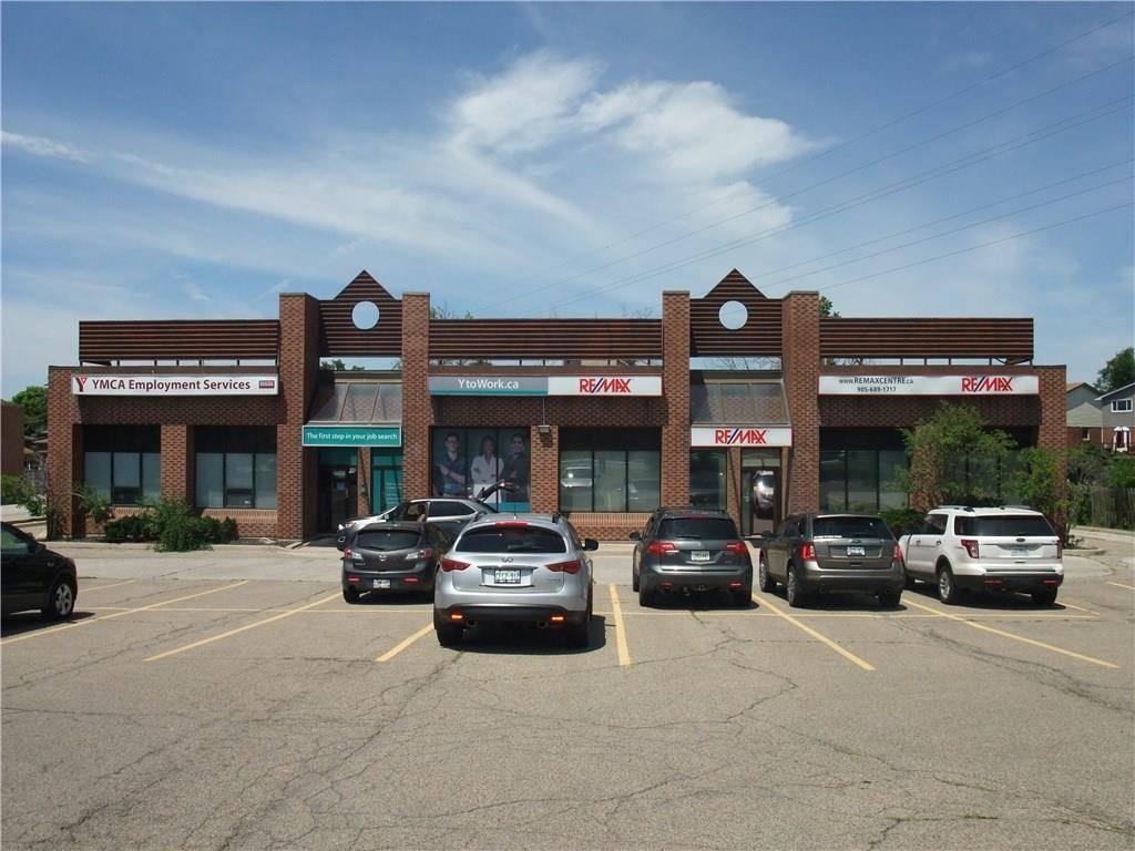 Commercial property for lease at 427 Dundas St E Waterdown Ontario - MLS: H4058849