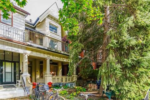 Townhouse for sale at 427 Euclid Ave Toronto Ontario - MLS: C4651970