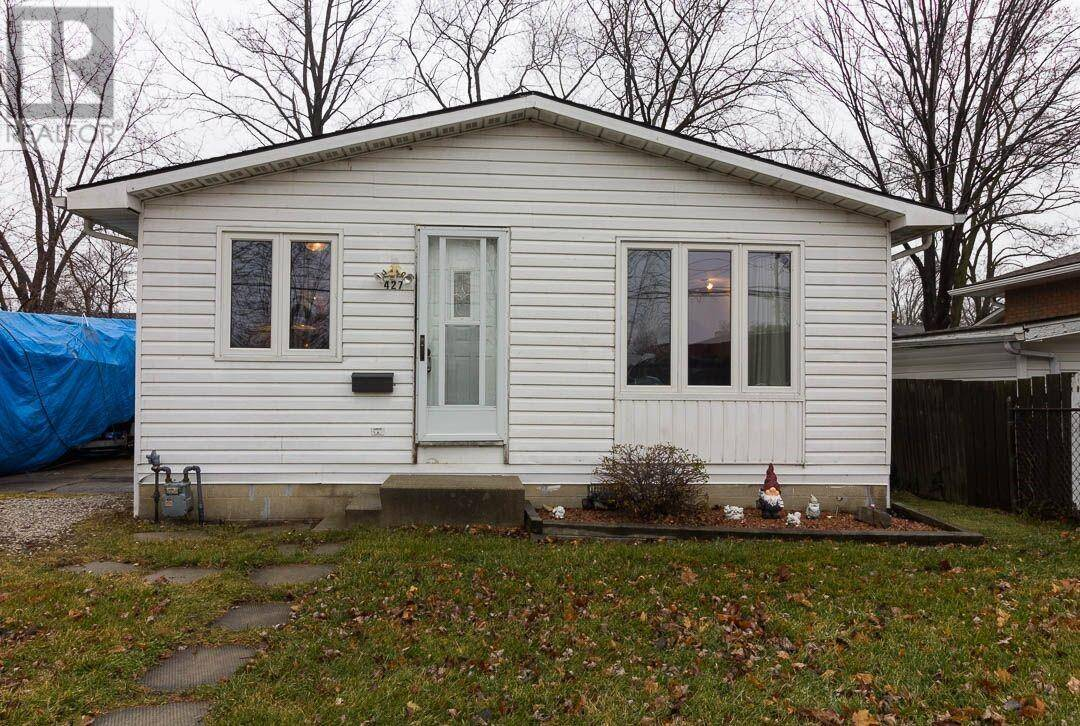 House for sale at 427 Lavoie  Belle River Ontario - MLS: 20000489