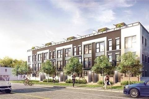 Townhouse for sale at 427 Royal York Rd Toronto Ontario - MLS: W4521906