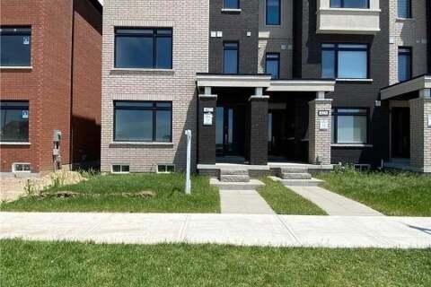 Townhouse for rent at 427 Veterans Dr Brampton Ontario - MLS: W4781323