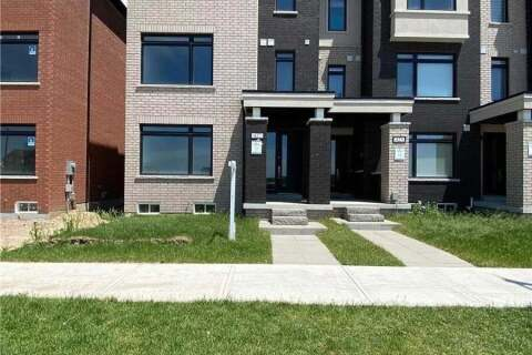 Townhouse for rent at 427 Veterans Dr Brampton Ontario - MLS: W4781323