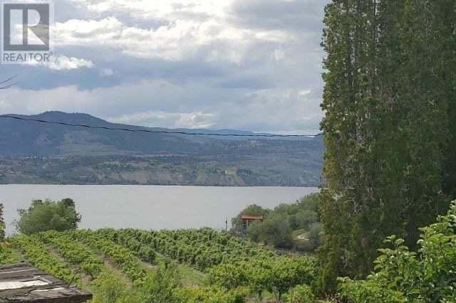 Residential property for sale at 4270 Gulch Rd Naramata British Columbia - MLS: 184103
