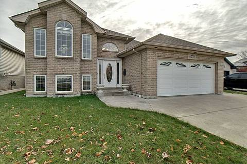 House for sale at 4272 Masotti Cres Windsor Ontario - MLS: X4628176
