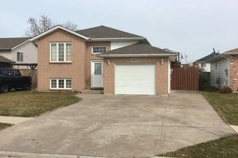 House for sale at 4272 Northwood Lakes Dr Windsor Ontario - MLS: X4667382