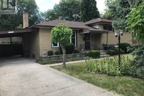House for sale at 4275 Longfellow  Windsor Ontario - MLS: 19021769