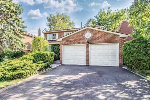 House for sale at 4276 Hartfield Grve Mississauga Ontario - MLS: W4781120