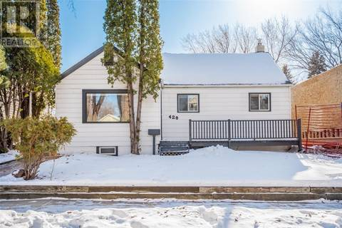 House for sale at 428 3rd St E Saskatoon Saskatchewan - MLS: SK802771