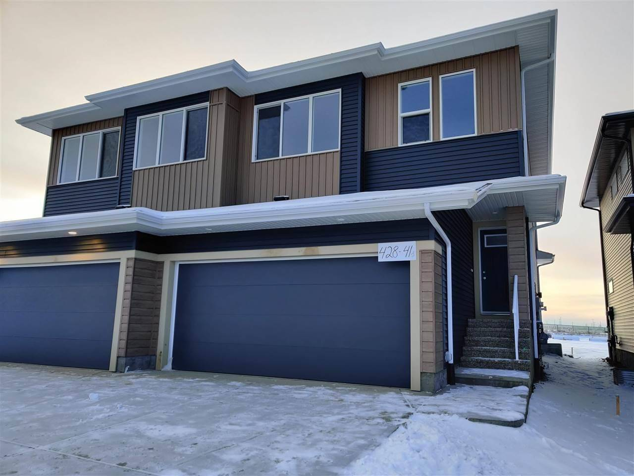 Townhouse for sale at 428 41 St Sw Edmonton Alberta - MLS: E4185929