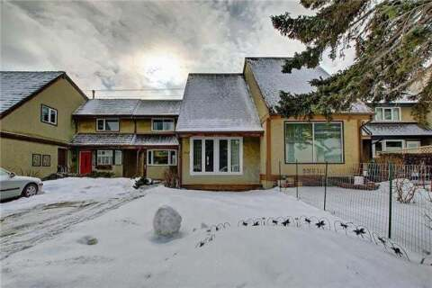Townhouse for sale at 428 Cannington Cs Southwest Calgary Alberta - MLS: C4286538