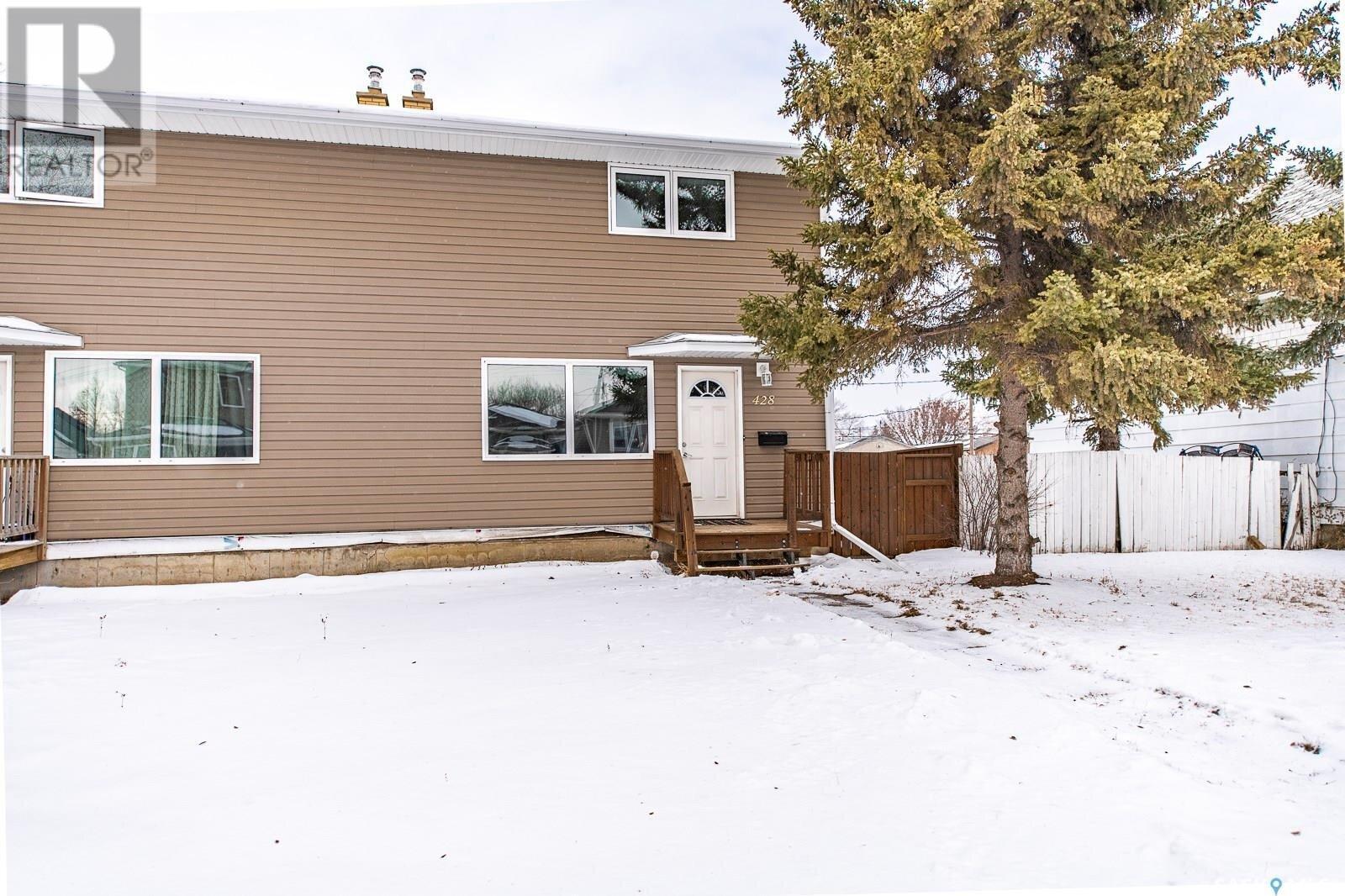 House for sale at 428 Cornwall St Regina Saskatchewan - MLS: SK834883