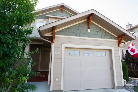 Townhouse for sale at 428 Couleecreek Blvd S Lethbridge Alberta - MLS: A1018784