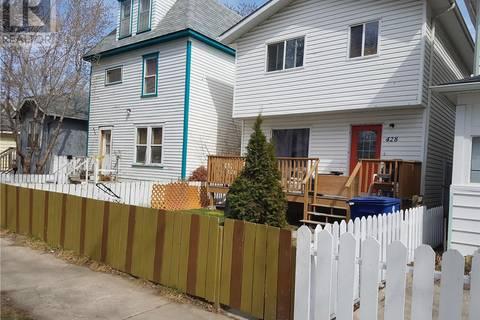 House for sale at 428 G Ave S Saskatoon Saskatchewan - MLS: SK798631