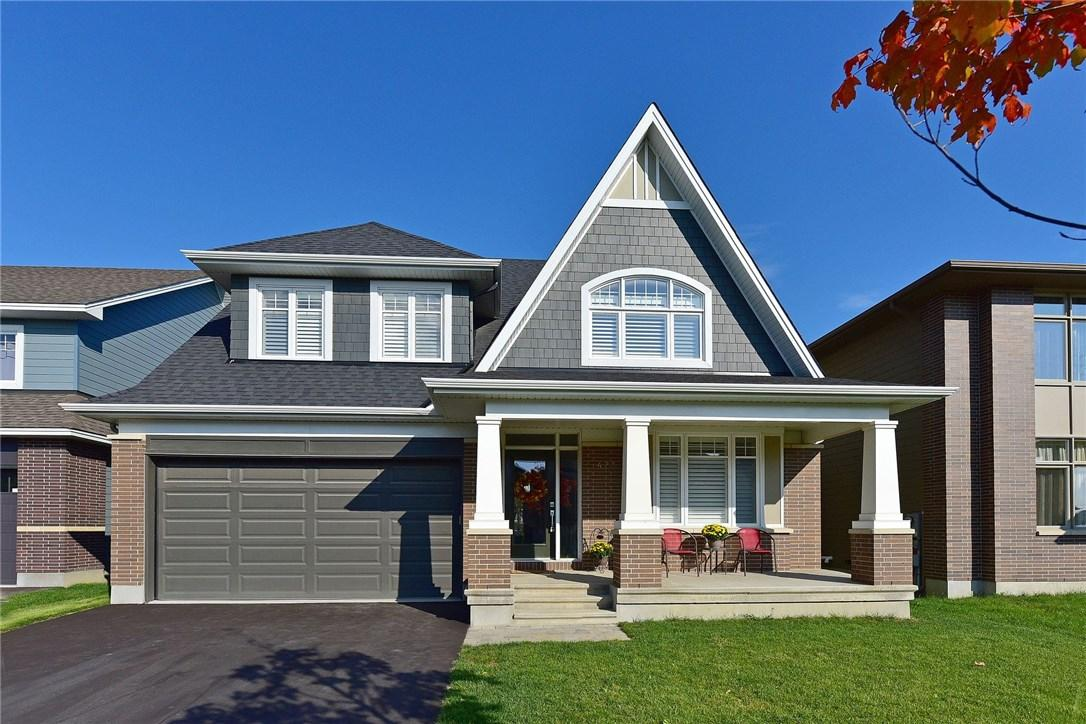 For Sale: 428 Kilspindie Ridge, Ottawa, ON   3 Bed, 3 Bath House for $719,900. See 25 photos!