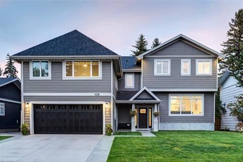 House for sale at 428 Lake Moraine Rd Southeast Calgary Alberta - MLS: C4283520