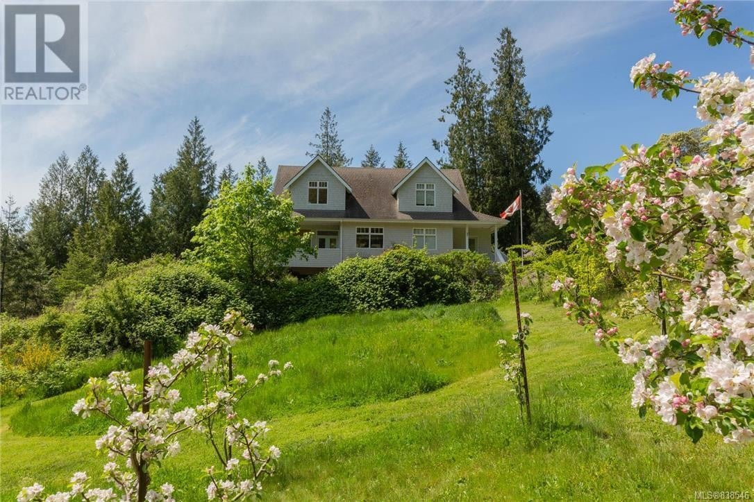 House for sale at 428 Mariners  Mayne Island British Columbia - MLS: 838546