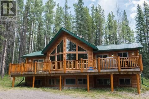 House for sale at 428 Pine Martin Dr Nordegg Alberta - MLS: ca0161818