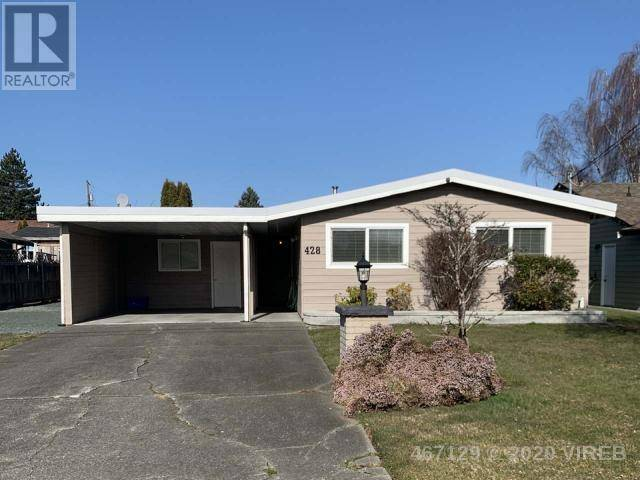 House for sale at 428 Rita Cres Campbell River British Columbia - MLS: 467129