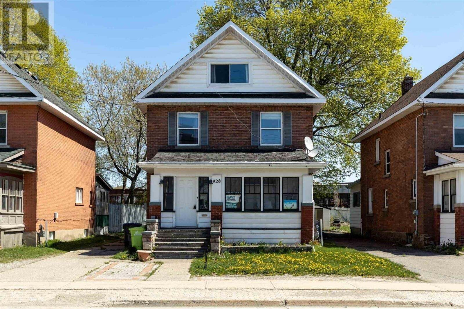 Townhouse for sale at 428 Wellington St E Sault Ste. Marie Ontario - MLS: SM128153