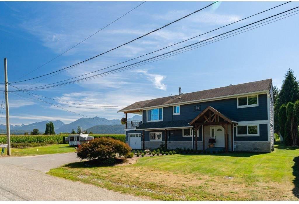 House for sale at 42820 Janzen Rd Sardis - Greendale British Columbia - MLS: R2400631