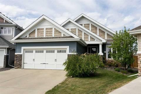 House for sale at 4284 Savaryn Dr Sw Edmonton Alberta - MLS: E4159481