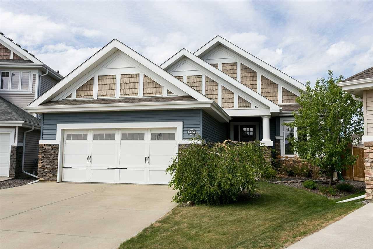 House for sale at 4284 Savaryn Dr Sw Edmonton Alberta - MLS: E4168214