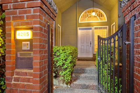 Townhouse for sale at 4285 Ash St Vancouver British Columbia - MLS: R2396805