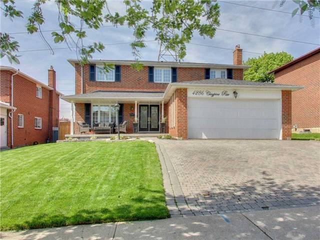For Sale: 4286 Claypine Rise, Mississauga, ON   4 Bed, 4 Bath House for $1,199,000. See 20 photos!