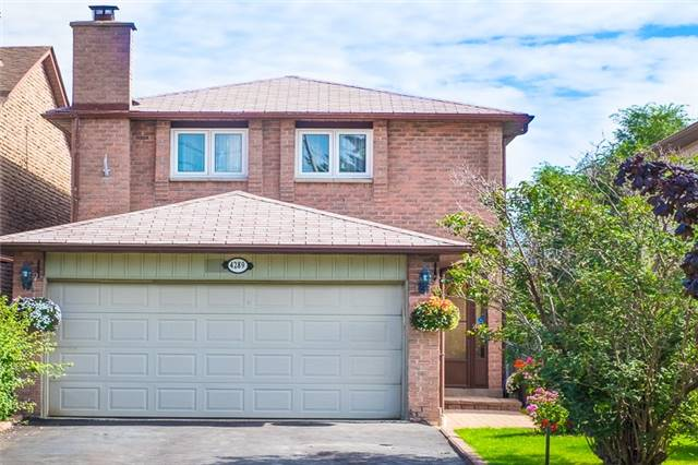 Sold: 4289 Forest Fire Lane, Mississauga, ON