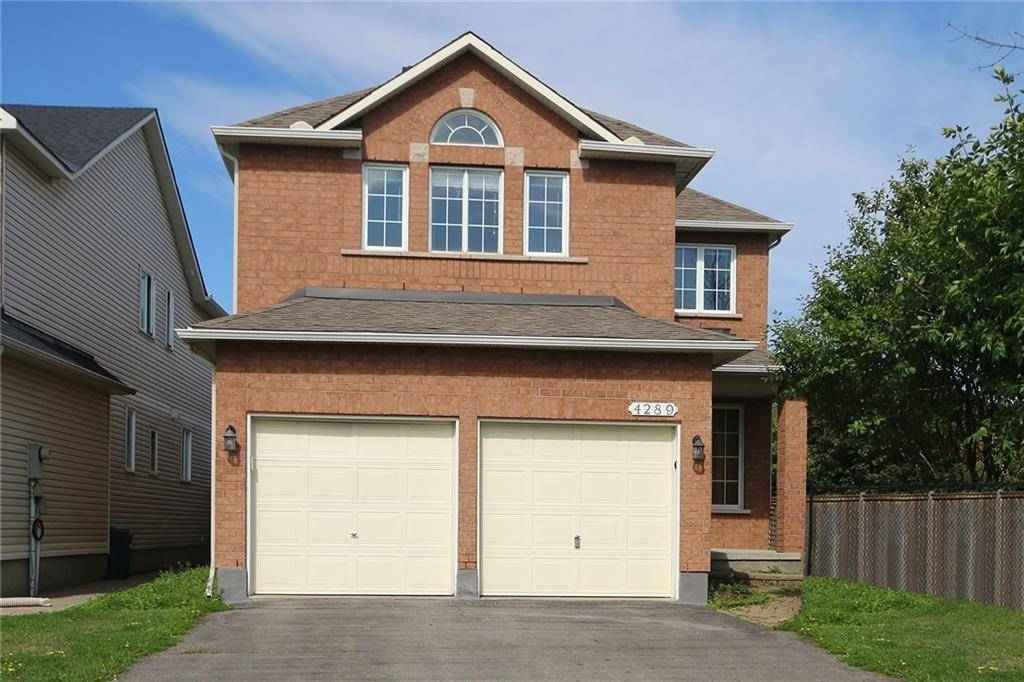 House for sale at 4289 Goldeneye Wy Ottawa Ontario - MLS: 1168309