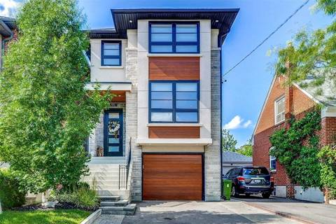 House for sale at 428 Valermo Dr Toronto Ontario - MLS: W4584108