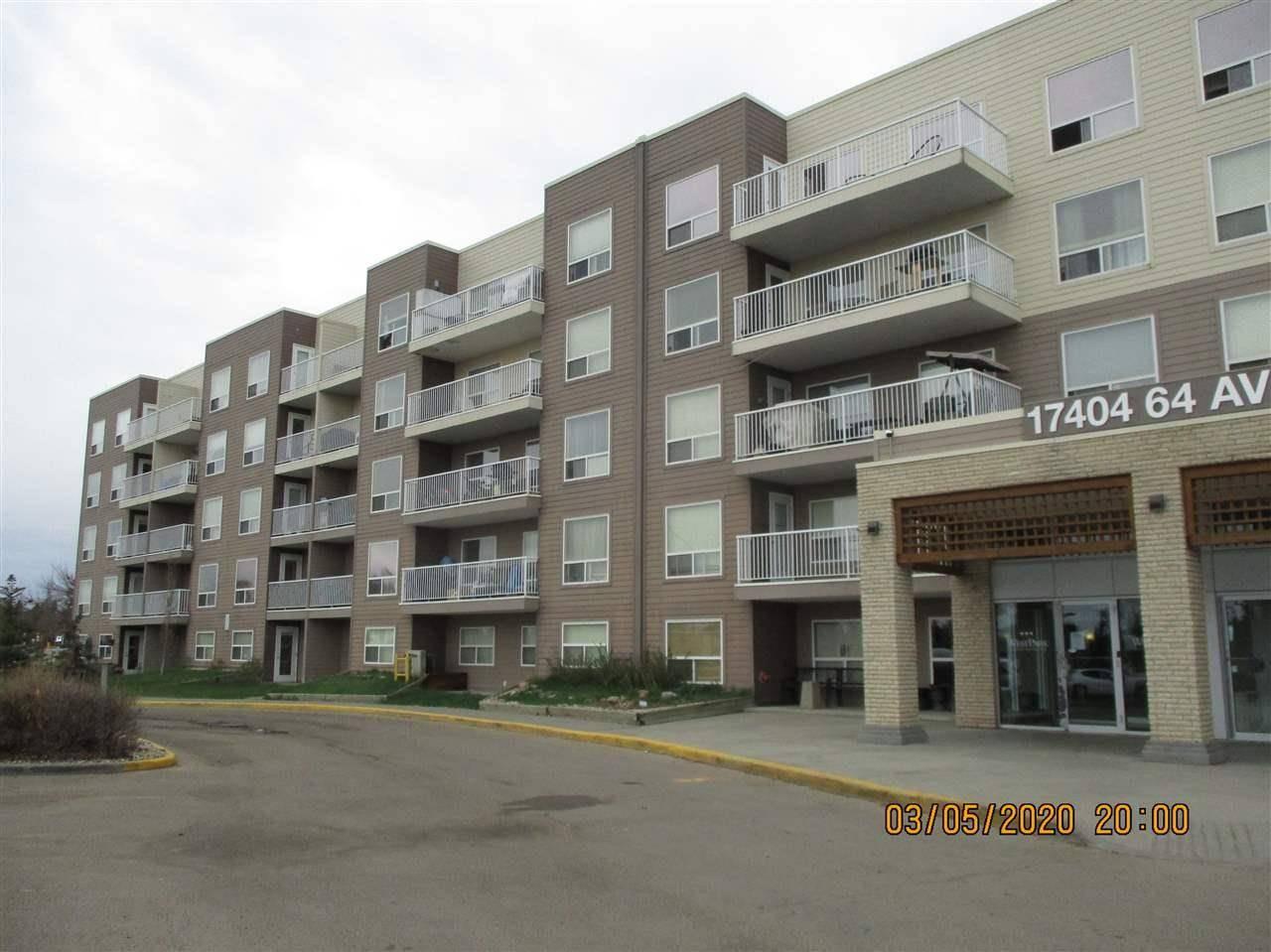 Condo for sale at 17404 64 Ave Nw Unit 429 Edmonton Alberta - MLS: E4196093