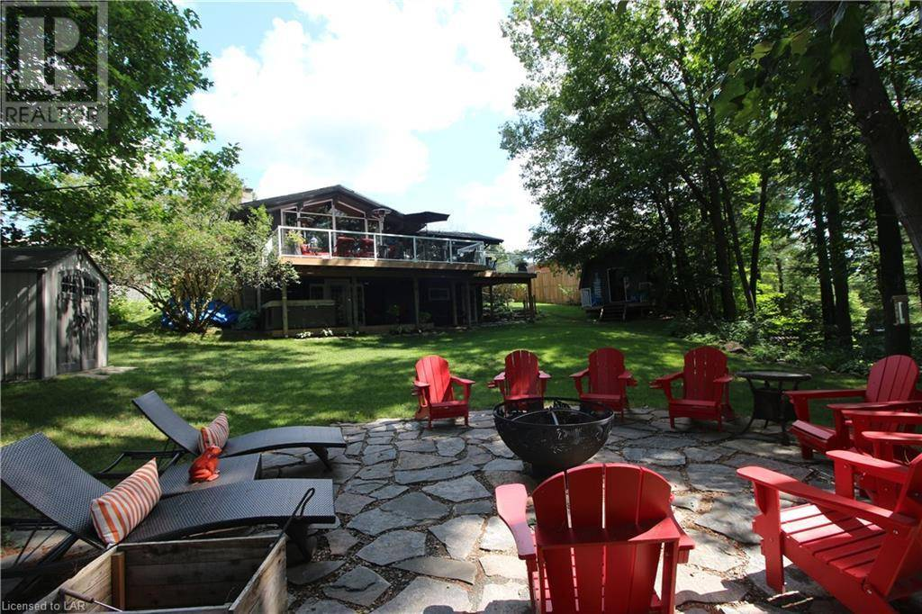 House for sale at 429 By-lock Acres Rd Huntsville Ontario - MLS: 214567