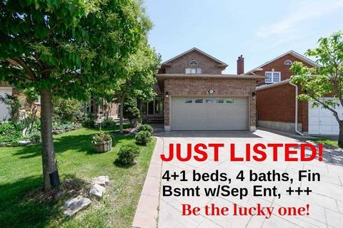 House for sale at 429 Chancellor Dr Vaughan Ontario - MLS: N4485239